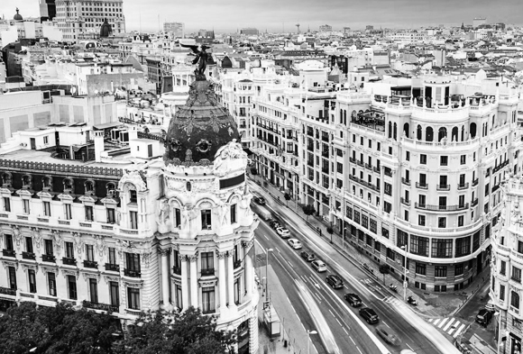 Madrid Architecture Week 2018 Exhibitions, conferences, visits, activities.  Sep 26th - Oct 06th, 2018 Madrid, Spain