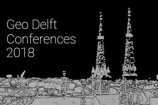 Geo Delft Conferences 2018. Conferences. Oct 01st – Oct 5th, 2018. Aula Congress Center. TUDelft, The Netherlands