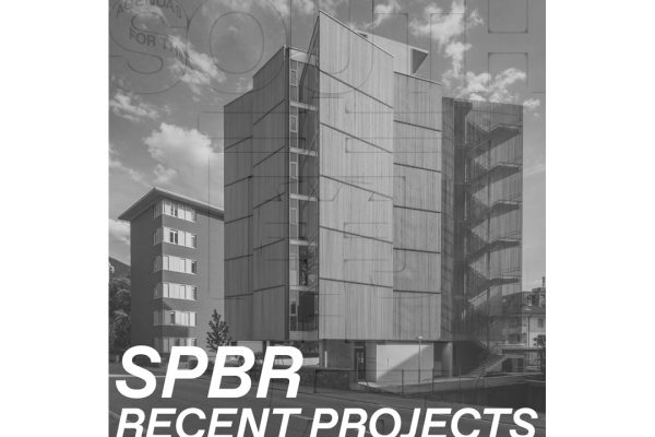Angelo Bucci. SPBR Recent Projects. Lecture. Nov 16th, 2018. Room 419, Knowles Building, Pokfulam Road, The University of Hong Kong. Hong Kong