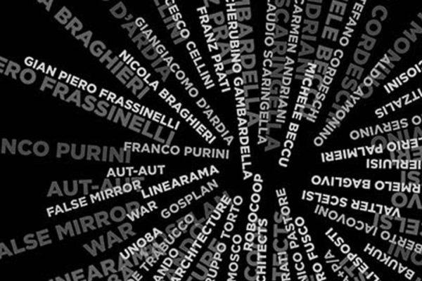 Nuovo disegno di architettura italiano: La centralità ritrovata. Conferences. Nov. 28th – 30th, 2018. Auditorium Museo d'Arte Contemporanea Roma. Dipartimento di Architettura. Università degli Studi Roma Tre. Italy