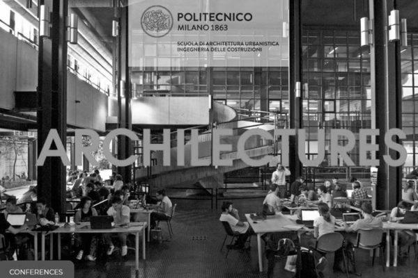 Stefan Vieths. Großstadt Berlin: stratificazioni e luoghi complementari. Lecture. Nov. 27th, 2018. Edificio Nave, Aula B.4.3. Via Bonardi, 9. Politecnico di Milano. Milan, Italy