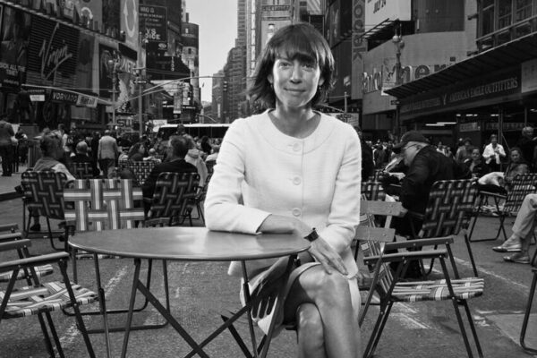 Janette Sadik-Khan. Streetfight: Handbook for an Urban Revolution. Lecture. Mar. 28th, 2019. GSD Gund Piper Auditorium. Harvard University.